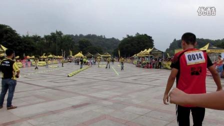 2016年广东省自由式轮滑锦标赛朱凯速桩夺冠视频,粤韶土特产特约播放