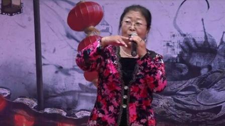 北京平谷赵书媛老师演唱《见到你们格外亲》