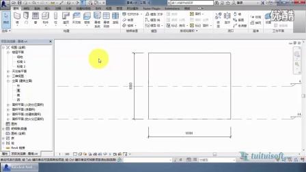 04 第三题:考点- 幕墙命令的基本使用