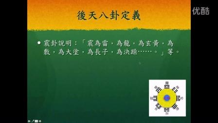 紫微斗数-空间形成与后天八卦-王文華老师