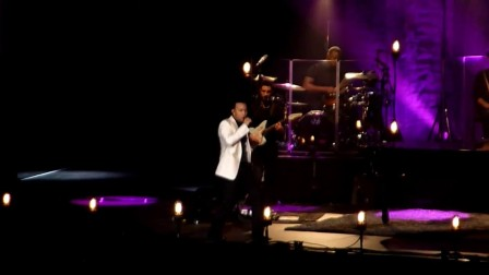 John Legend - Rock With You Live @ Zénith, Paris