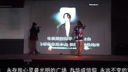 MJ中国铜像制作过程和内幕2