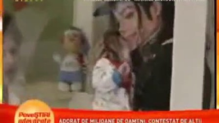 Michael Jackson 在罗马尼亚1992