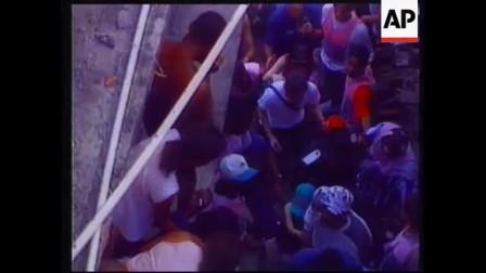 MJ巴西拍片花絮片段