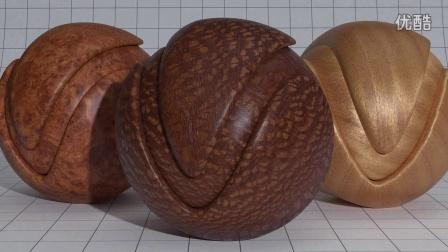 VRscans 木頭材質 - 3D 材质扫描
