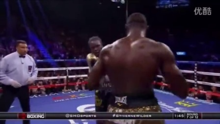 ufc 无限制综合格斗 WBC重量级拳王维尔德唯一没有KO的人