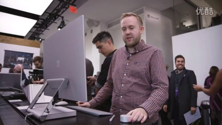 (The Verge)Microsoft Surface Studio PC first look