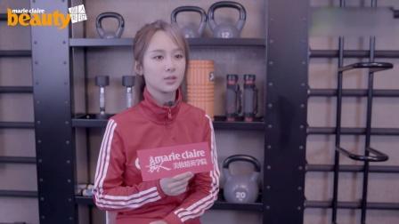 【杨紫后援会】嘉人美妆独家采访杨紫:努力拼搏的北京小妞