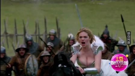 时人票选最性感的女人出炉 E奶波神夺冠