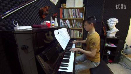 夜的钢琴曲五 黄雪糕_tan8.com