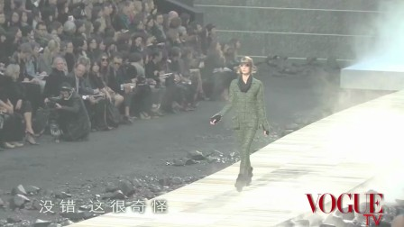 Chanel 2011秋冬成衣秀