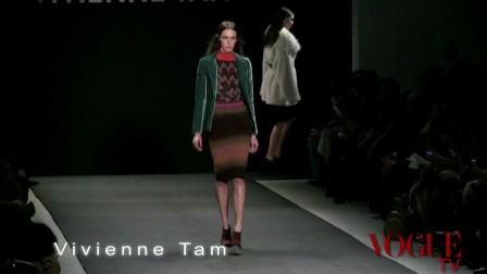 2012秋冬纽约时装周总览(二)