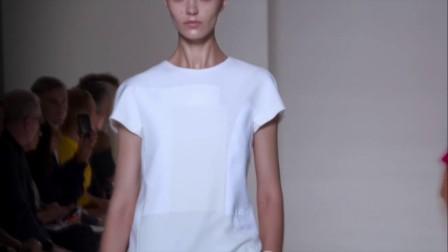 2014春夏纽约时装周VictoriaBeckham秀场视频