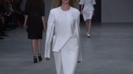 2014春夏纽约时装周秀场总览视频