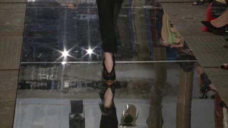 2014春夏伦敦时装周ChristopherKane秀场视频