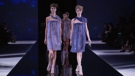 2014春夏米兰时装周GiorgioArmani秀场视频