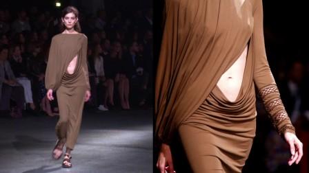 2014春夏巴黎时装周Givenchy秀场视频