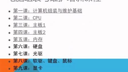 张家港计算机组装维修培训班 张家港笔记本维修培训机构 选金鹰电脑培训 PPT