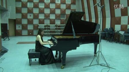 吴桐-Chopin etude op25 no6