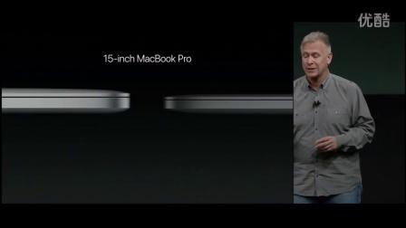 (海外)四分钟了解Apple的macbook pro发布会