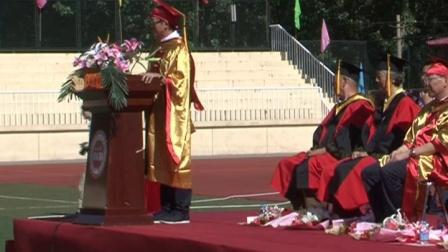 2015年耿丹毕业典礼—俞敏洪讲话