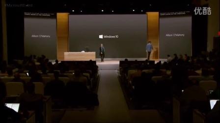 微软发布会 微软Surface一体机亮绝业界