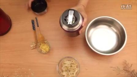 焖烧杯食谱菜谱 - 酸白菜肉片湯