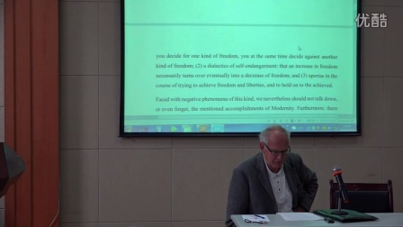 赫费教授《康德实践哲学》系列讲座 09b