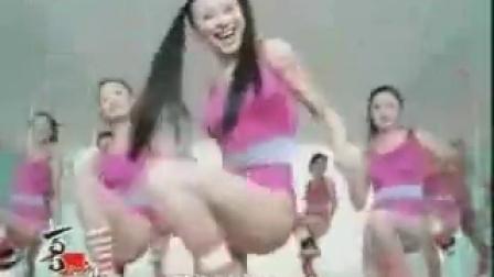 喜之郎果肉果冻广告歌舞篇