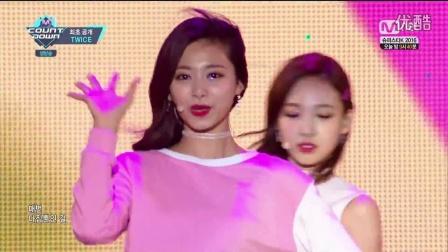 TWICE-TT(161027 MBC M Countdown)