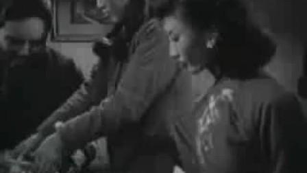 《乌鸦与麻雀》昆仑影业公司1949 导演:郑君里 主演:赵丹 吴茵 上官云珠
