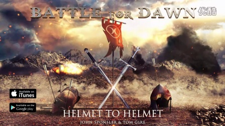 Brand X Music - Helmet To Helmet (Album Battle For Dawn 2016)