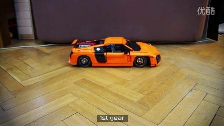 乐高 机械组 科技组 奥迪V8 Lego Technic RC Audi R8 V10