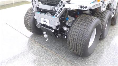 乐高 机械组 科技组  荒井円 荒川 西伯利亚征服者 LEGO Technic Avtoros Shaman 8x8 with SBrick