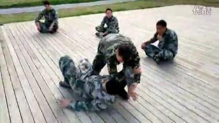中华保镖魔鬼训练基地 实战演练