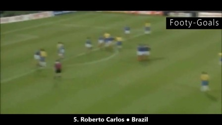 Top 10 Most Powerful Shots in Football History