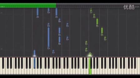 EXO-CBX - Hey Mama钢琴谱