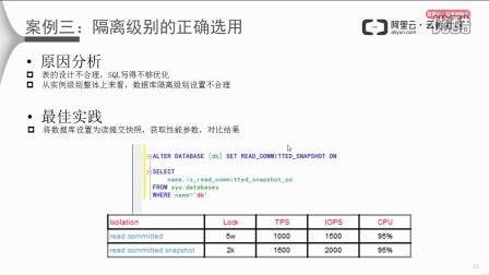 SQL Server优化案例:八大场景案例分析