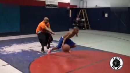 一个12岁小孩的日常训练 高手的背后是付出常人数倍的努力