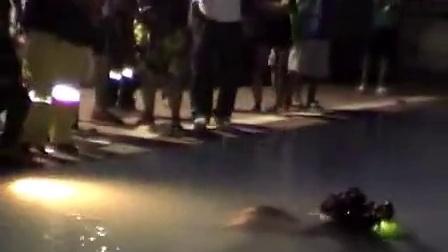 女子游泳不慎溺水身亡,打捞上来尸体完全僵硬!