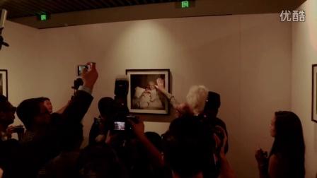在上海遇见梦露:国际摄影大师作品展抵沪