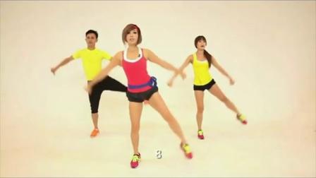 郑多燕减肥操 美胸、瘦臀、瘦腹30分钟合集瘦腰瘦肚子
