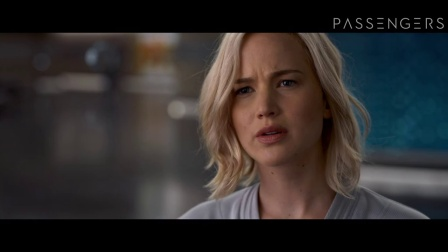 【猴姆独家】Chris Pratt联手Jennifer Lawrence《太空旅客》首曝电视预告片!