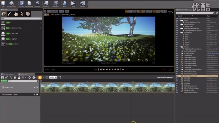 How to create movies in Unreal engine 4.12 . New