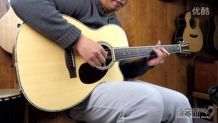 Switch  手工吉他SCOM42C  评测试听 沁音原声
