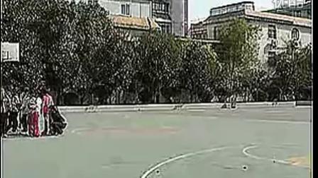 小学五年级体育优质课展示《篮球行进间运球》马老师名师教学特等奖名师教学特等奖.