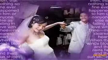 愛情密碼一1MV爱秀网自制MV电子相册婚礼MV 免费制作www.1mv.com.cn