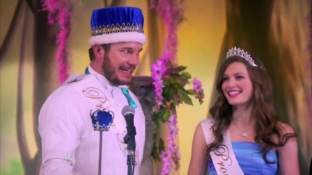 Parks And Recreation, Chris Pratt, Prom King, L0L Best Scene