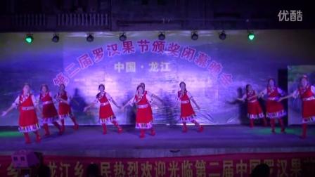 雷美广场舞--百寿红雨队表演舞蹈《梦见你的那一夜》