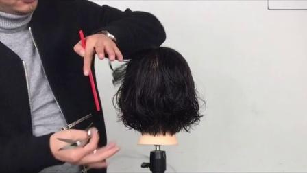 周飞老师教剪发《刀发型雕》商业改款